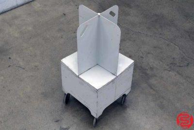 Quadracart Paper Bindery Cart - 011420012005