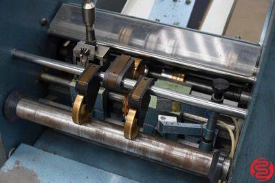 Rollem Auto 4 Perf Slit Score Numbering Machine - 010320112550