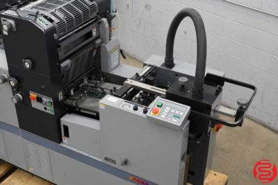 Ryobi 3304A (AB Dick 4995A ICS) Four Color Offset Press - 010220102555