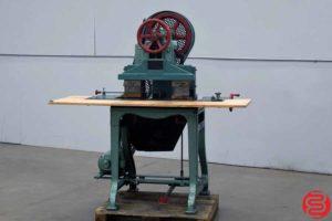 Samuel R. Parry High Die Machine - 010820035635