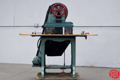 Samuel R. Parry High Die Machine - 010820035635