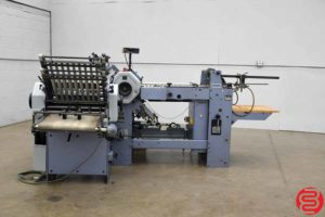 Stahl T49 Pile Feed Paper Folder - 122719095928