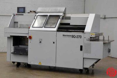 Standard Horizon BQ-270 Perfect Binder - 011320094405
