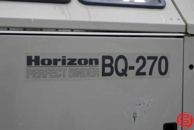 Standard Horizon BQ-270 Perfect Binder - 011320103500