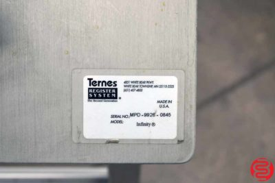 Ternes Register System Infinity Plate Punch - 012120075030