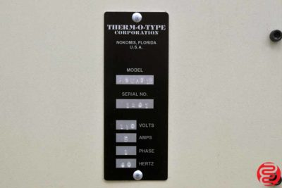 Therm-O-Type Super Quad 12 Business Card Slitter - 011320074115