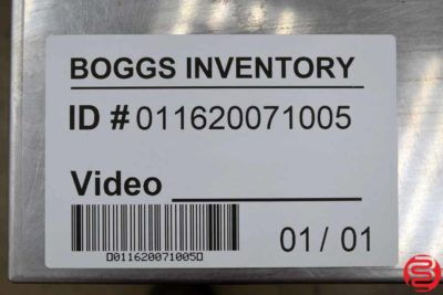 Uline H-959 Polypropylene Strapping Machine - 011620071005