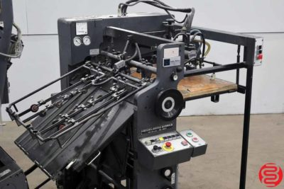 1983 Heidelberg SORKZ 19 x 25.5 Two Color Offset Printing Press - 021820020520