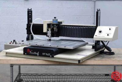 1998 Xenetech XOT 16 x 25 Rotary Engraving System - 020720090850