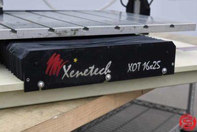 1998 Xenetech XOT 16 x 25 Rotary Engraving System - 020720090850