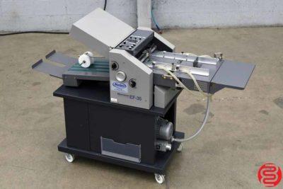2004 Standard Horizon EF-35 Vacuum Feed Paper Folder - 022120081315