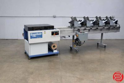2004 Streamfeeder Quickwrap H-50-4 - Four Feeder Polybag System - 021520070939