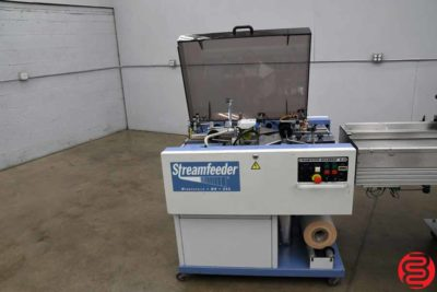 2004 Streamfeeder Quickwrap H-50-4 - Four Feeder Polybag System - 021520070939