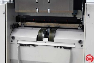 2006 James Burn DocuPunch Automatic Paper Punch - 020120081610