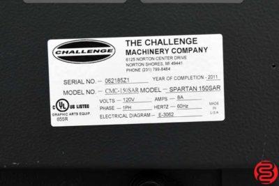 2011 Challenge Spartan 150 SAR 15 Paper Cutter - 020620095555