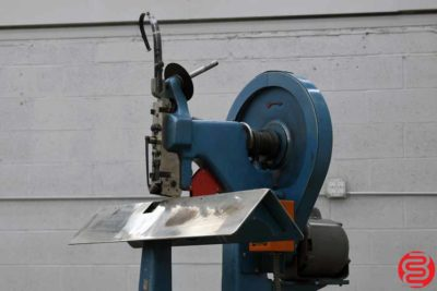 Acme Interlake Model A Flat Book Saddle Stitcher - 021020081950