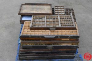 Assorted Letterpress Cases - 022020020705