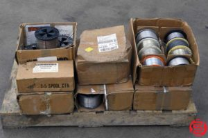 Assorted Spools of Wire for Stitchers - 020620014040