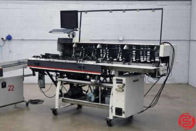 Bell and Howell MailStar 6 Pocket Inserter - 021020094740