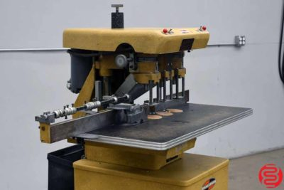 Challenge EH-3 Three Spindle Hydraulic Paper Drill - 021020100150