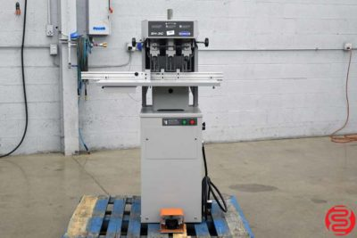 Challenge EH-3C Three Spindle Hydraulic Paper Drill - 022120081550