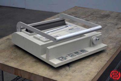 ChannelBind System 20 Document Binding Machine - 020620101735