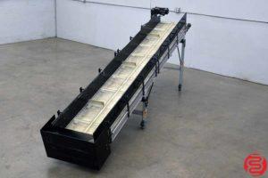 Dorner Heavy Duty Adjustable Cleated Belt Conveyor - 021120084810