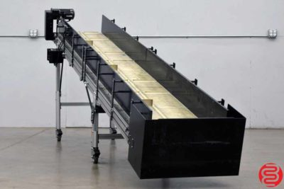 Dorner Heavy Duty Adjustable Cleated Belt Conveyor - 021120084810