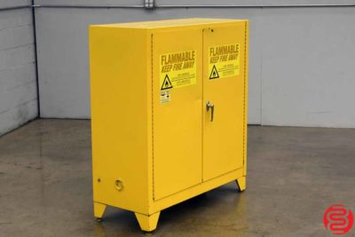 Eagle 30 Gallon Flammable Liquid Storage Cabinet - 020320040115