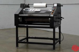 GBC 6250 Double Sided Hot Roll Laminator - 021220105140