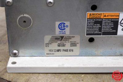 GBC CI-12 Electric Coil Inserter - 020620112325