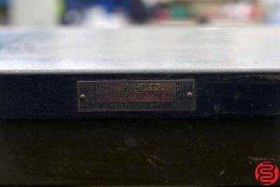 Hamilton Letterpress Type Cabinet - 24 Drawers - 021120092755