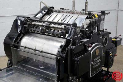 Heidelberg 21 14 x 28 38 Cylinder Die Cutter - 021020025035