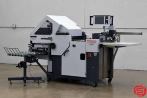 Horizon 21 AFC-544AKT Cross Folder Paper Folder - 021720114840