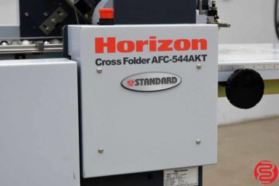 Horizon 21 AFC-544AKT Cross Folder Paper Folder - 021720114840