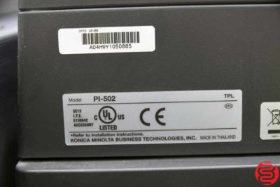 Konica Minolta Bizhub Press C7000 Digital Press - 021520074377