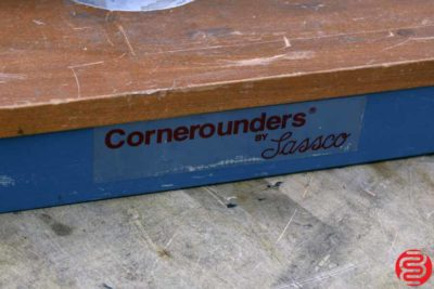 Lassco Model 20 Table Top Corner Rounder - 020620124945