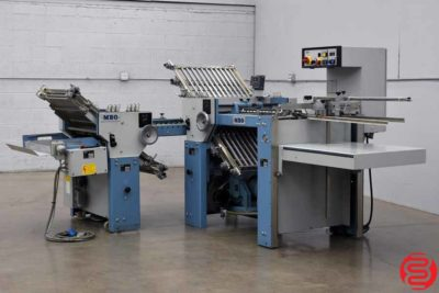 MBO T49 Pile Feed Paper Folder - 020420100435