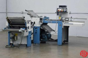 MBO T49 Pile Feed Paper Folder - 021720022840