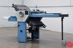 MBO T52 8 Page Unit for Paper Folder - 020420105430