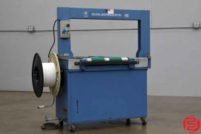 Ovalstrapping 415 Automatic Strapping Machine - 021220010435