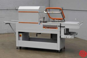 PAC Machinery Clamco DEM 4 Shrink Wrap System - 013120040635