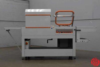 PAC Machinery Clamco DEM 4 Shrink Wrap System - 013120040635
