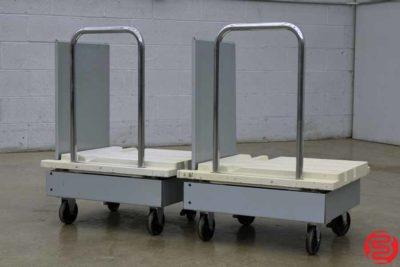 Paper Bindery Cart - Qty 2 - 021020084810