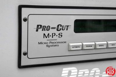 Pro-Cut Model 320 MPS Hydraulic Paper Cutter - 021220113330