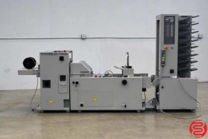 Standard Horizon MC-80 8 Bin Booklet Making System - 022020110520