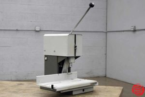Standard Single Spindle Paper Drill - 020620122855