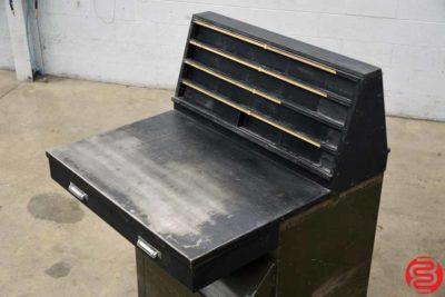 Thompson Letterpress Type Cabinet - 022020030710