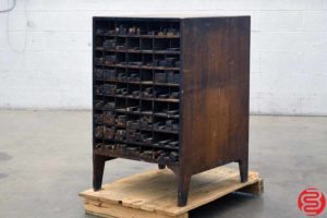 Thompson Letterpress Wood Furniture Cabinet - 022020023020
