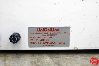 Unicoil ECI-120 Electric Coil Inserter - 020620114755